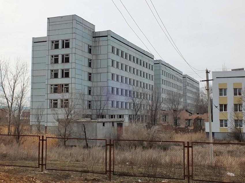 Капитальный ремонт детской городской больницы Волгодонска может начаться в будущем году