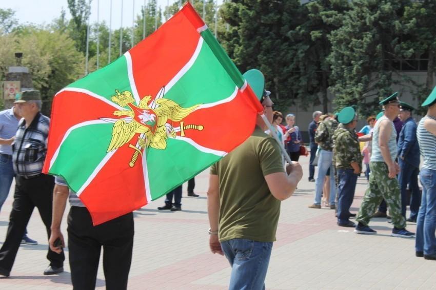 В день пограничника в Волгодонске на 20 минут перекроют Ленина