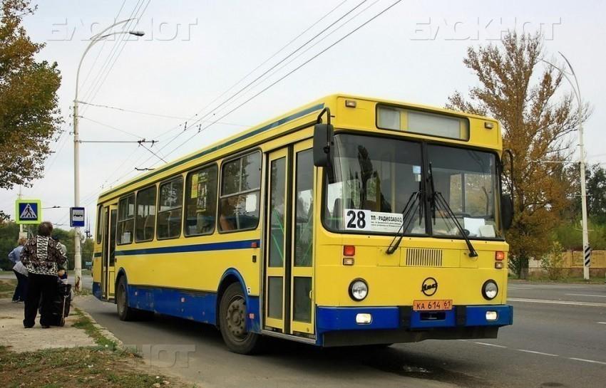 С 6 ноября дачные автобусы Волгодонска будут ходить по новому графику