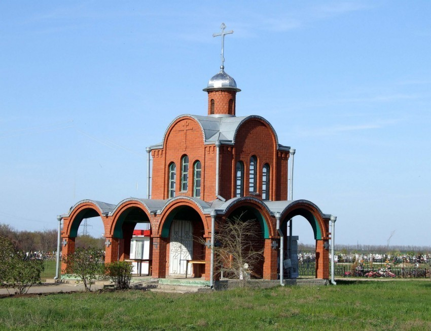 Перед Пасхой кладбища Волгодонска будут убирать в усиленном режиме