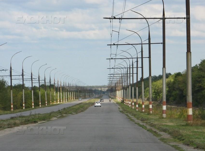 Началась подготовка к реконструкции дороги от Волгодонска до РоАЭС