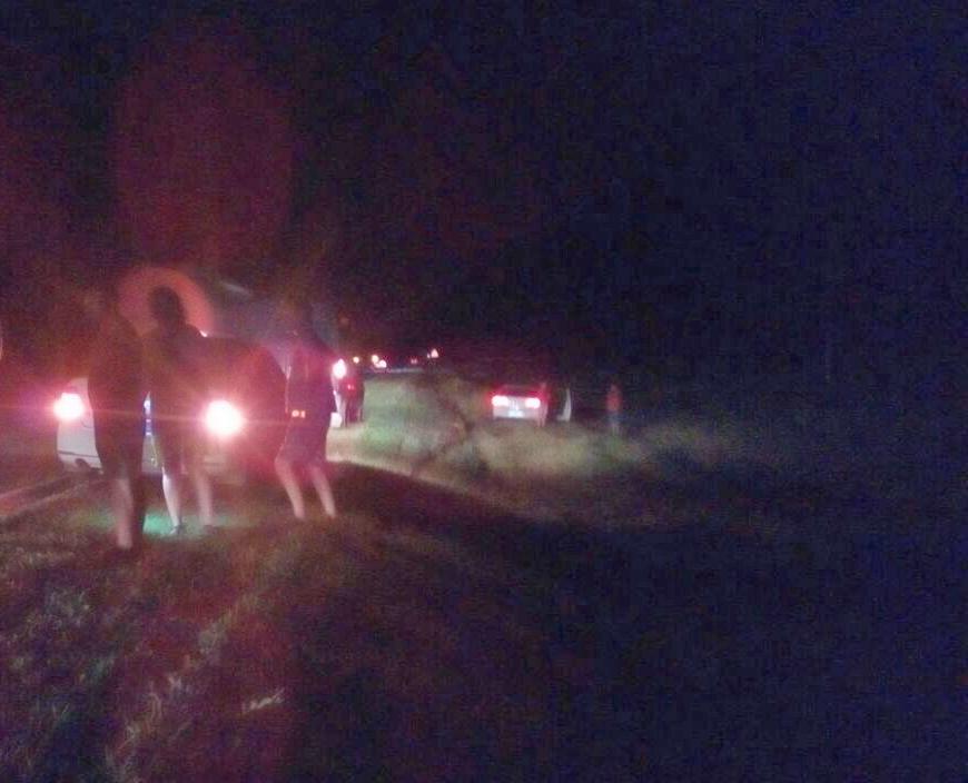 На трассе под Зимовниками произошло четыре ДТП с участием нескольких иномарок и «Ижа»