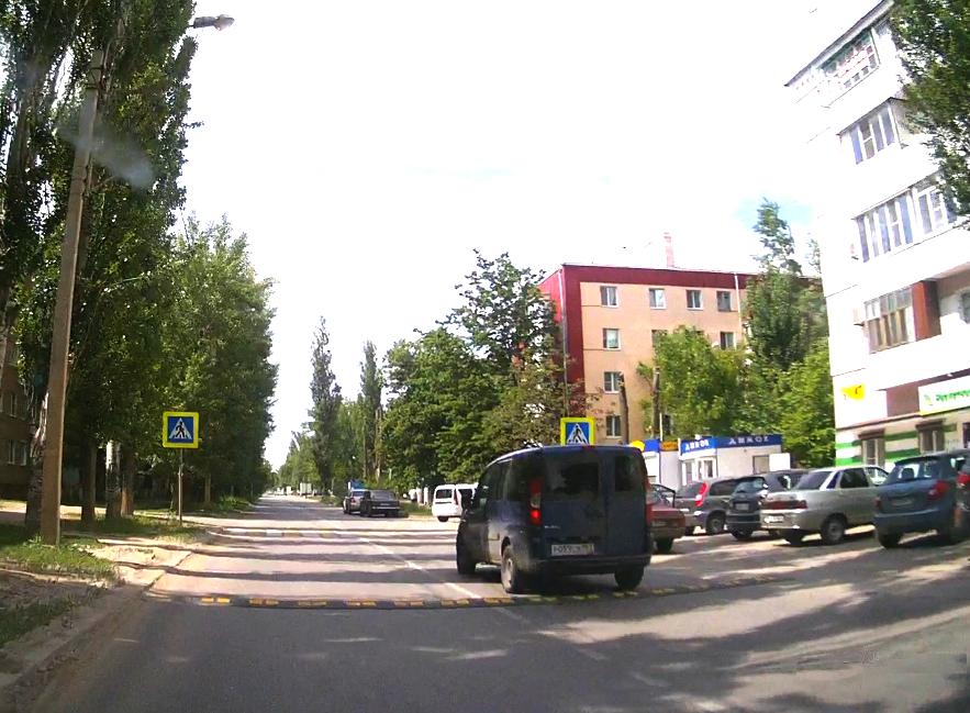 «Приветствую появление «лежачих полицейских» перед пешеходными переходами» – депутат волгодонской Думы