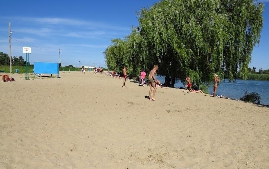 Отдых на городском пляже обошелся волгодонцу в 50 000 рублей