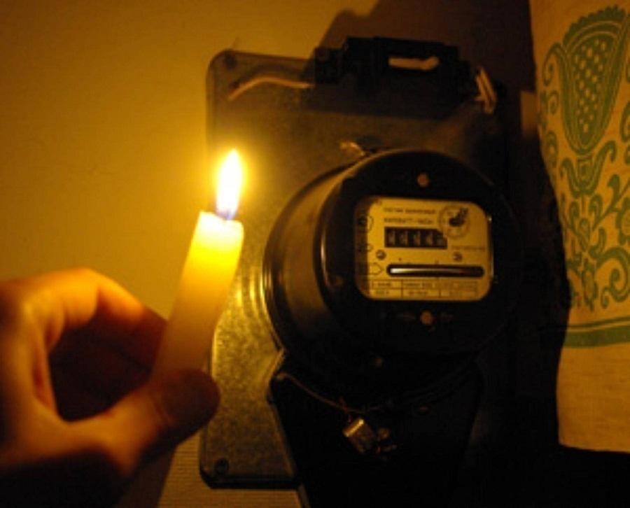 Старосоленый остался без электроэнергии