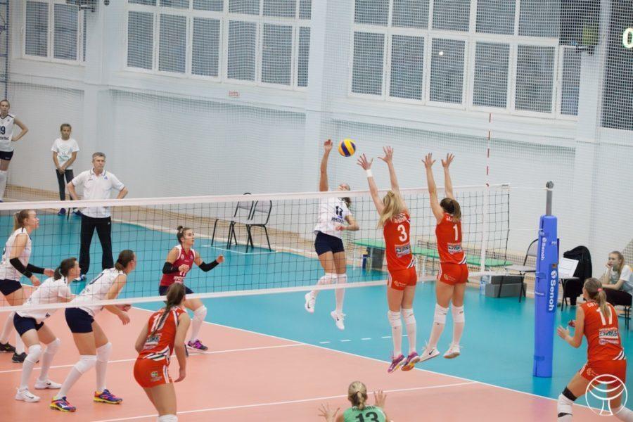 «Импульс» показал бой, но проиграл всухую «Липецку» на чемпионате России по волейболу