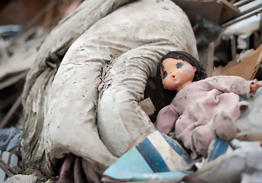 Останки новорожденного ребенка нашли на улице в Морозовске