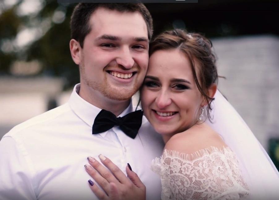 Свадьбу на берегу Цимлянского водохранилища сыграли победители проекта «Свадьба в подарок»