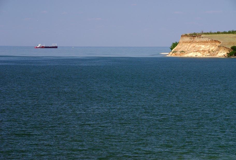 Уровень воды в Цимлянском водохранилище стал ниже еще на 5 сантиметров