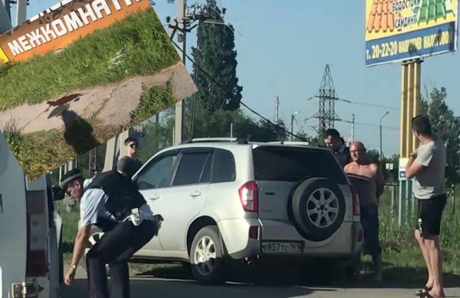 В Волгодонске бывший полицейский из машины расстрелял возлюбленную, а себя довел до инфаркта