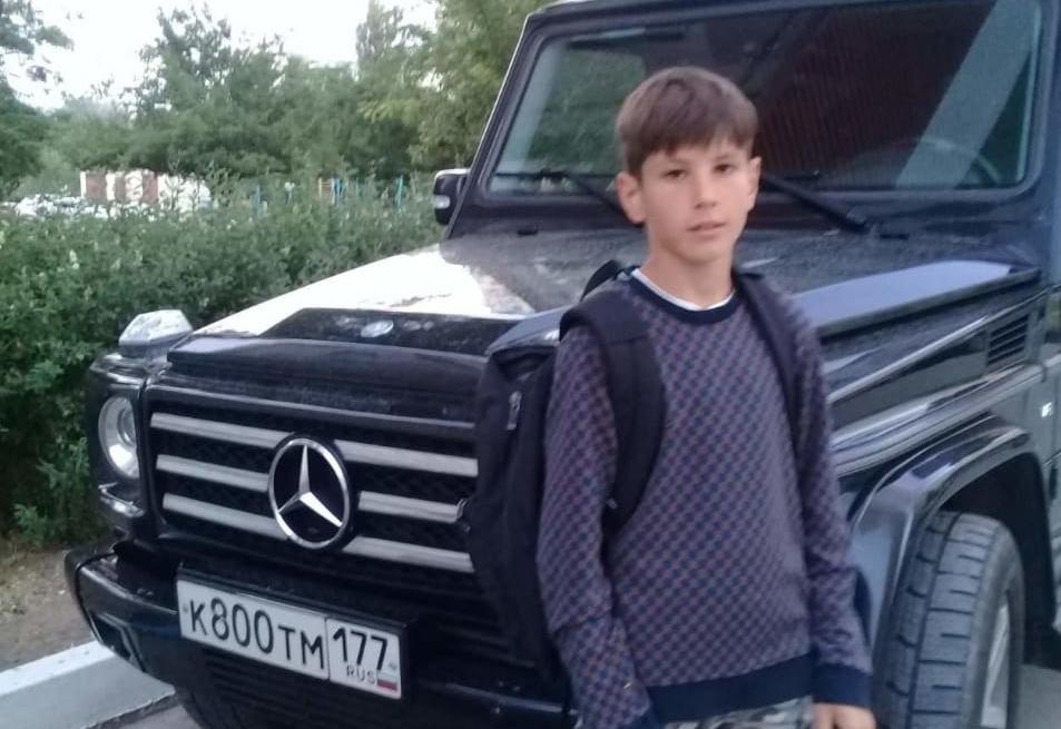 12-летнего  Андрея Аникеева разыскивают в Волгодонске