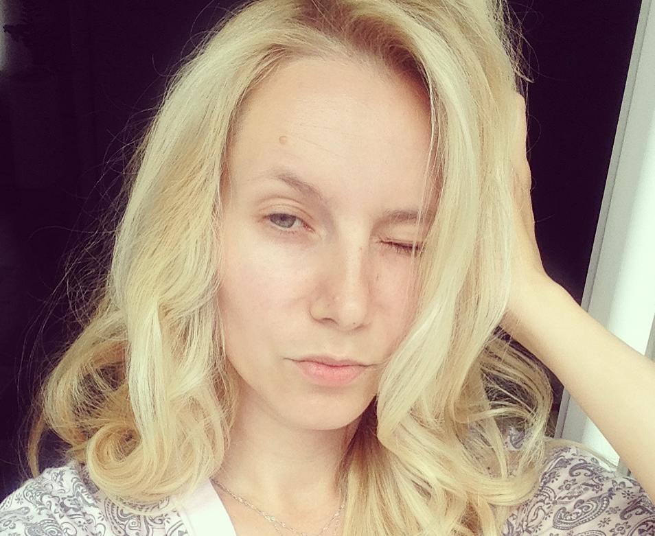 Анна Лазарева хочет принять участие в конкурсе «Миссис Блокнот»