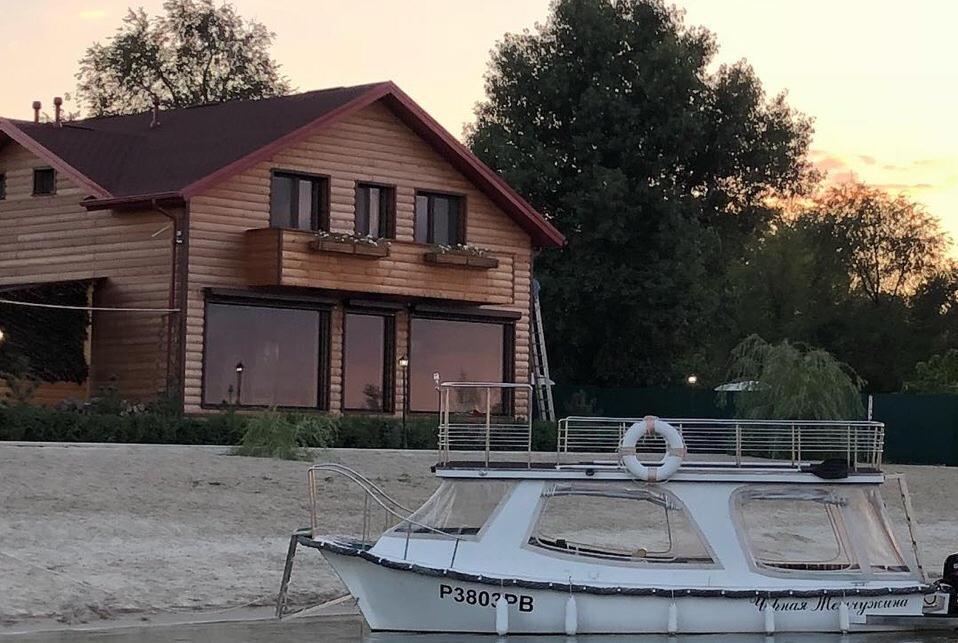 Баня на берегу Дона с бассейном!