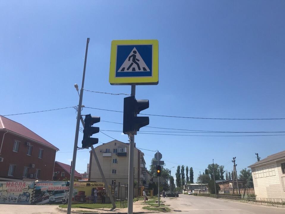 ГИБДД Волгодонска проверит, как водители пропускают пешеходов