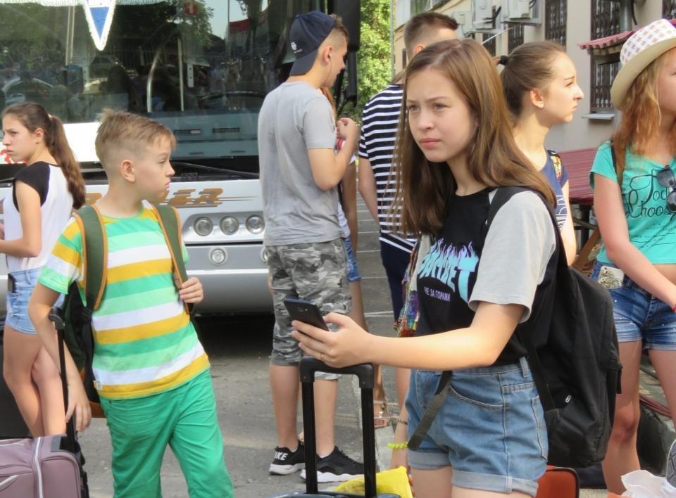 150 волгодонцев отправились на отдых в Анапу