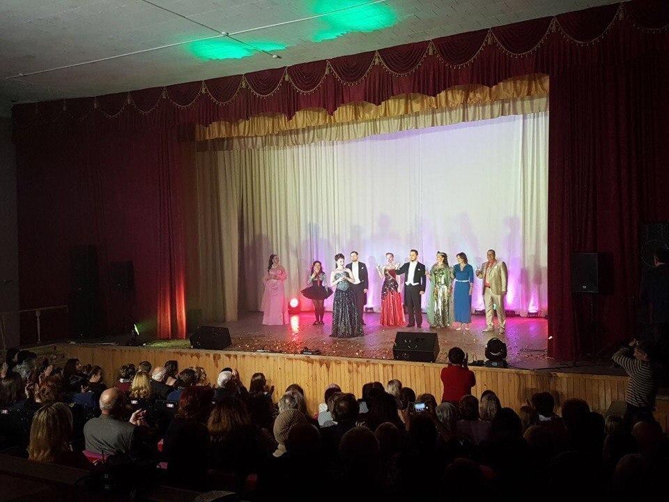 Молодежный театр Драмы в Волгодонске открылся полным аншлагом