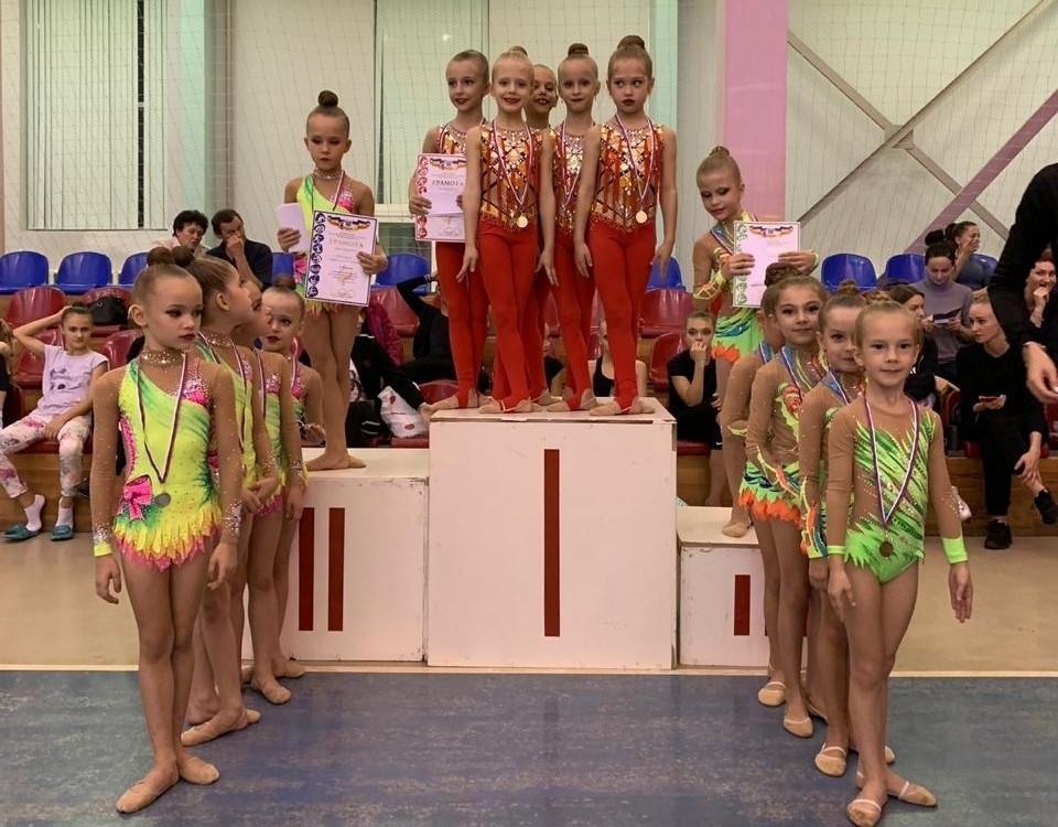 Волгодонские спортсменки привезли два комплекта золотых и два комплекта серебряных медалей