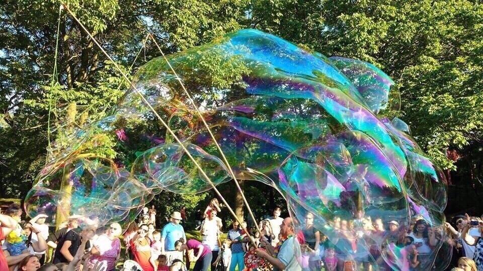 Фестиваль мыльных пузырей в Волгодонске — добрый праздник на свежем воздухе!