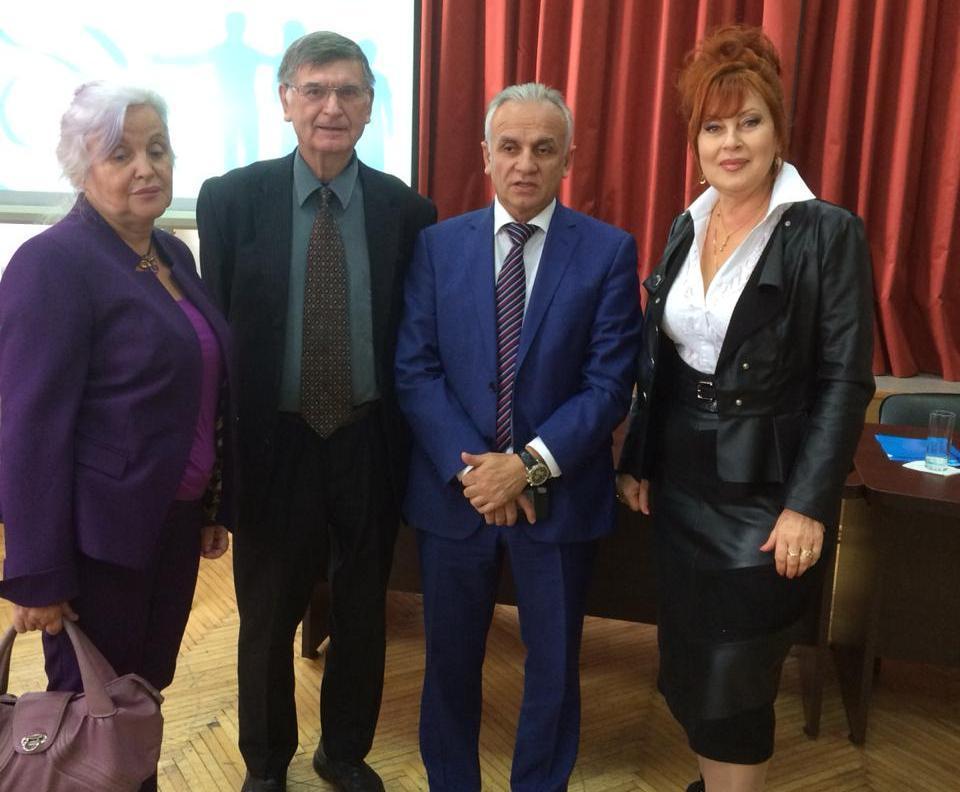Директор волгодонской школы-интерната «Восхождение» поделилась опытом на всероссийской конференции