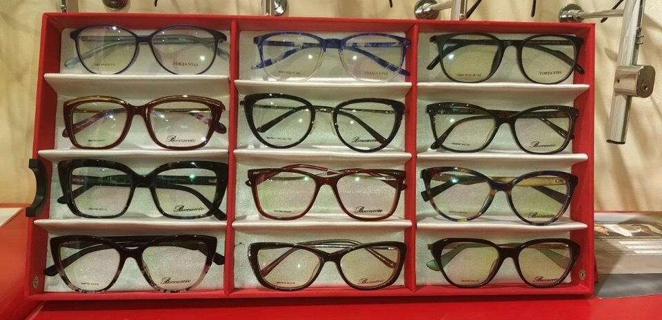 Вторые очки в подарок предлагает оптика «Особый взгляд»*