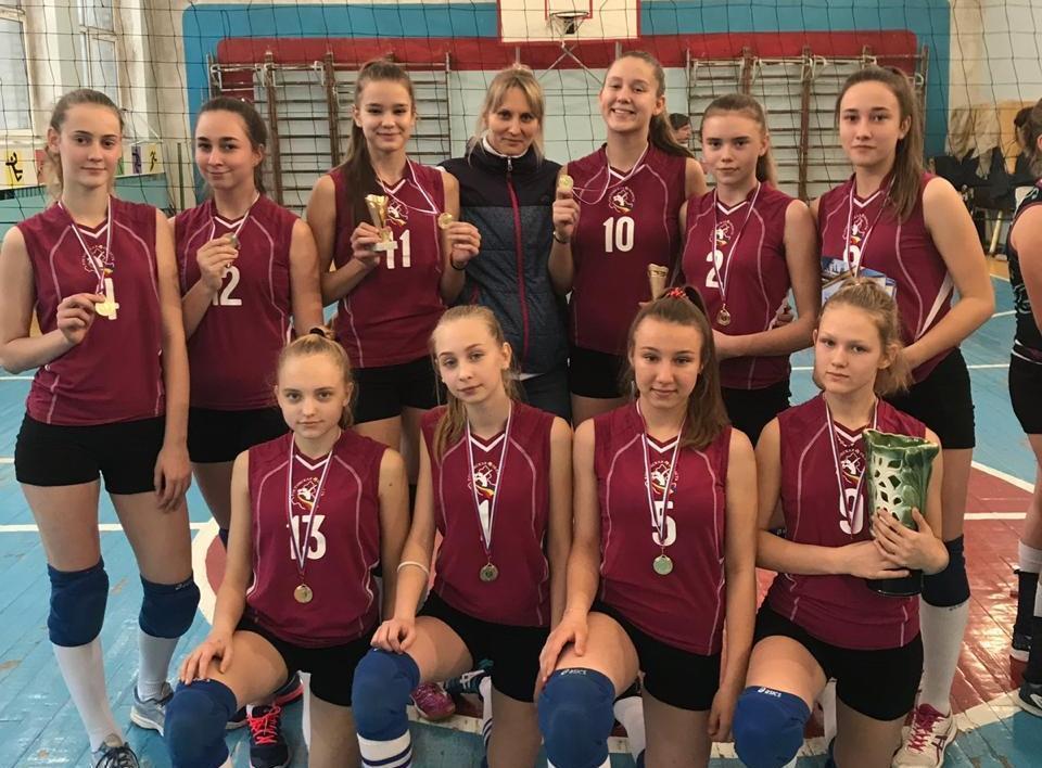 Юные волгодончанки с успехом приняли «Астраханский вызов»