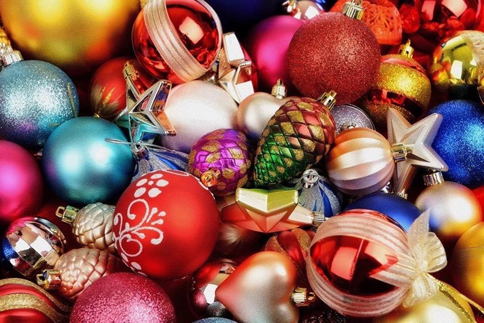 Новогодняя ярмарка в «Копи Центре»: Новогодние товары и подарки со скидкой!