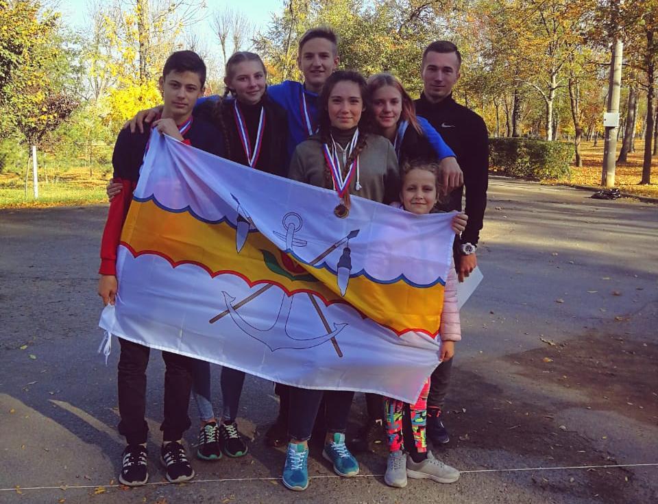 Волгодонцы триумфально выступили на чемпионате по спортивному туризму