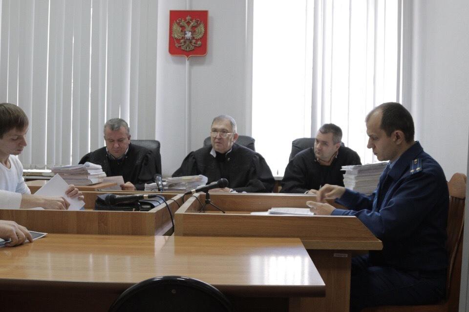 Как Ростовский облсуд отменил решение Волгодонского по делу Мурашова