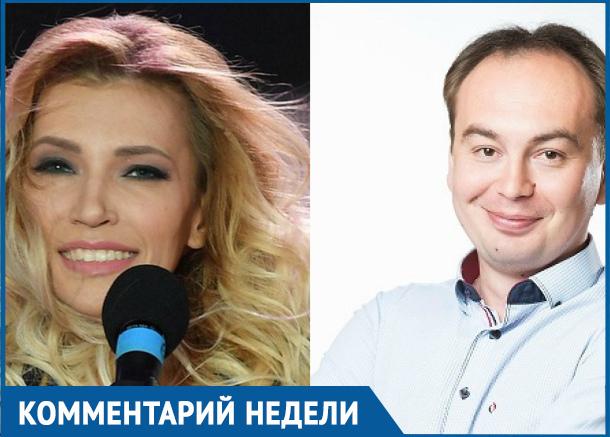 Юлия Самойлова, которая шла к Евровидению полтора года, такую оценку получила незаслуженно, - волгодонец Александр Федоров
