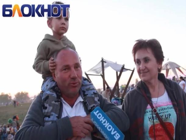 Волгодонцы поделились впечатлениями о фестивале «Великий шелковый путь на Дону»