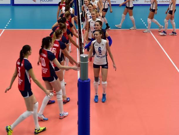 Волгодонский «Импульс» продолжил проигрышную серию в Чемпионате России