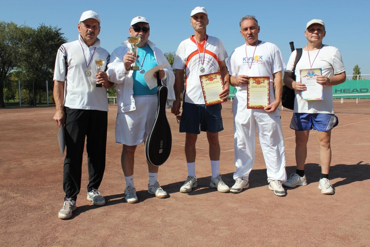 Стали известны имена победителей городского турнира по теннису «Золотая осень»