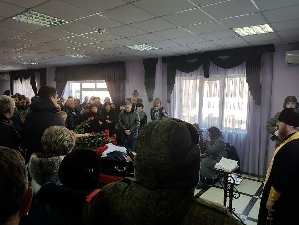 Волгодонск простился с экс-председателем ТИК Геннадием Соколовым