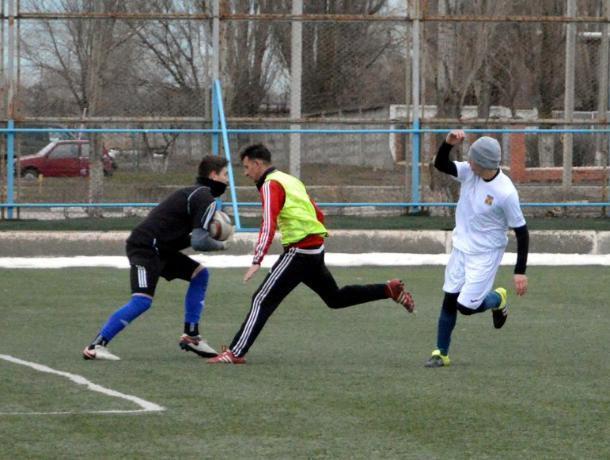 «Водник» позволил футболистам ФК «Волгодонск» забить 10 мячей