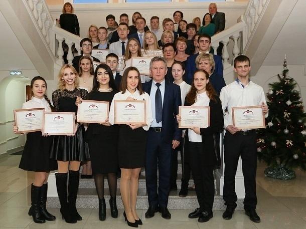 20 самых одаренных и талантливых представителей молодежи Волгодонска получили премии