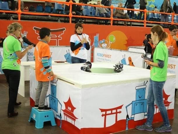 В Волгодонске состоятся масштабные соревнования по робототехнике
