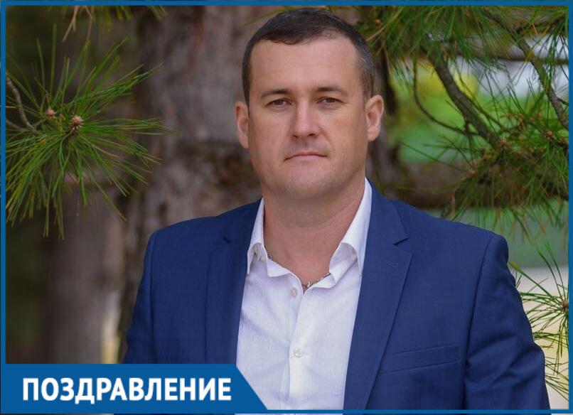 Семья и друзья поздравляют Сергея Репина с Днем Рождения!