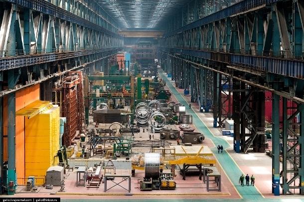 Атоммаш  планирует изготовить ключевое оборудование для Курской АЭС-2 к 2020 году
