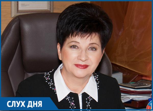 Слух дня: Валентину Руденко «Единая Россия» назначила депутатом Заксобрания региона от Волгодонска