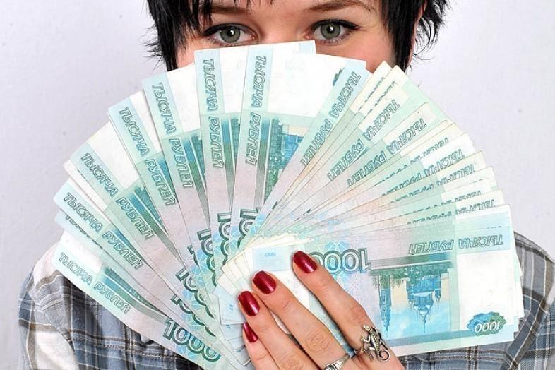 Молодая сотрудница банка решила взять деньги заемщиков себе