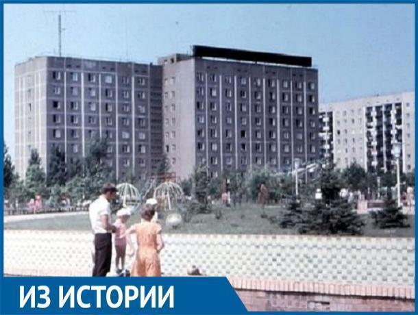 Парк «Дружбы» в Волгодонске должен был стать лучшим в стране районным парком