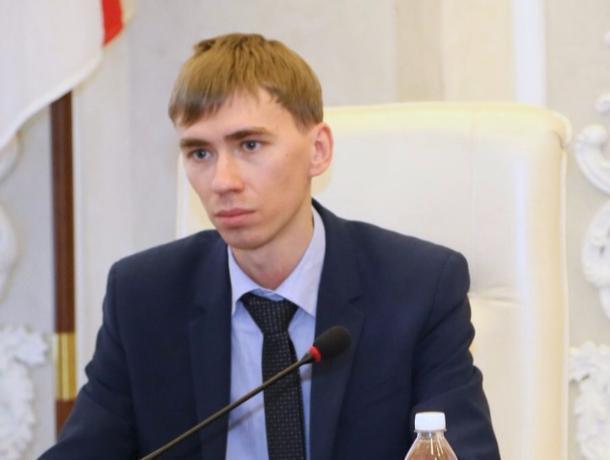 Главного молодого политика Волгодонска сняли с должности