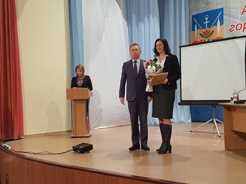 В Волгодонске назвали лучших предпринимателей