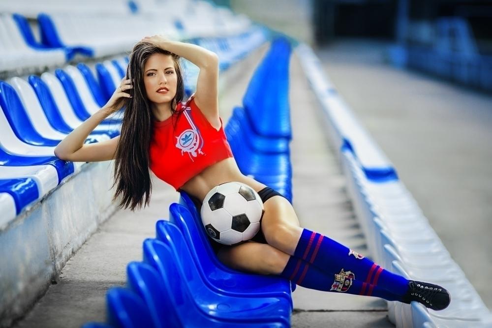 Фотосессия спортивная тематика
