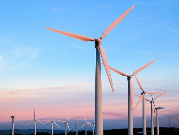 В Волгодонске стартовало строительство завода по производству стальных башен для ветроэнергетических установок