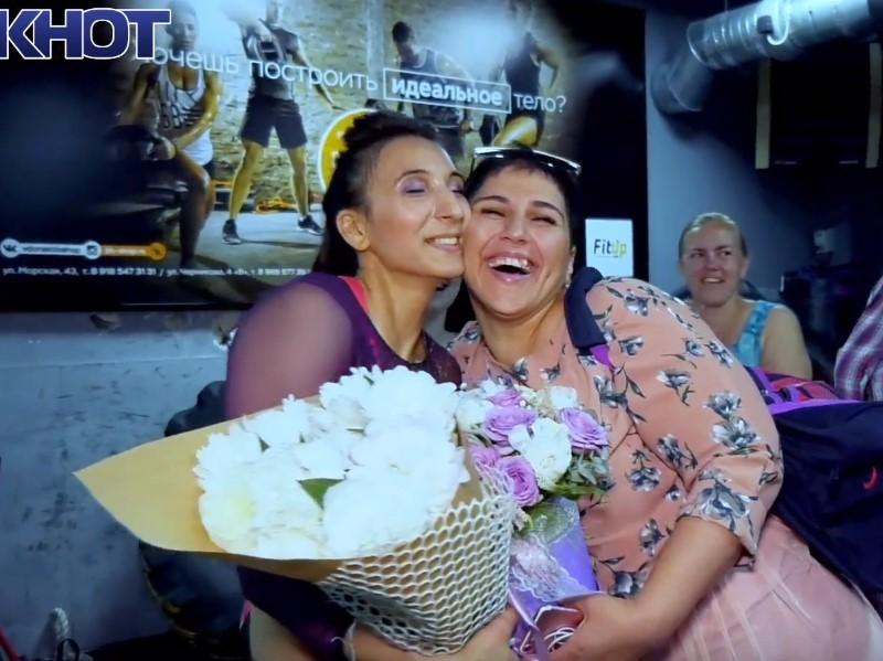 Тренер «Сбросить лишнее» Майя Блинова отмечает День рождения