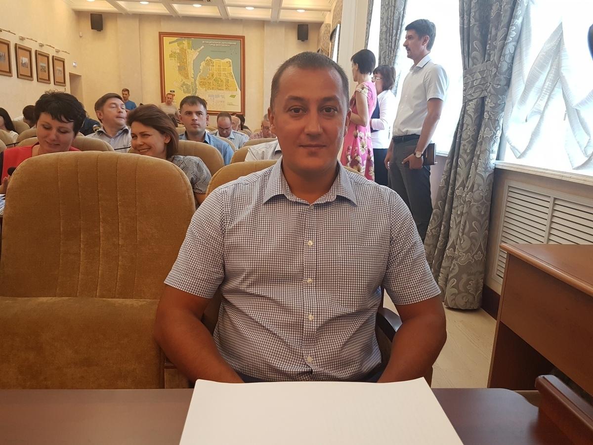 34-летний Владимир Яковенко возглавил налоговую службу Волгодонска