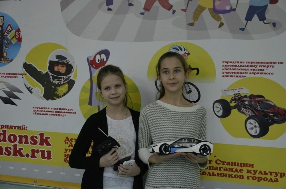 Юные волгодонцы показали мастерство в автомодельном спорте