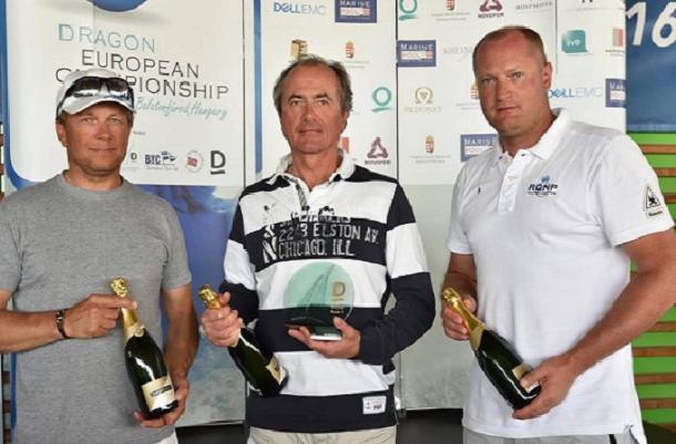 Волгодонский экипаж взял золото Чемпионата Европы по парусному спорту