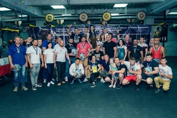 Открытый чемпионат «Меж Азовом и Каспием» прошел в Волгодонске